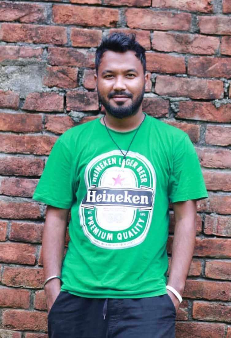 Ziaul Hoque Polash T-Shirt Photo