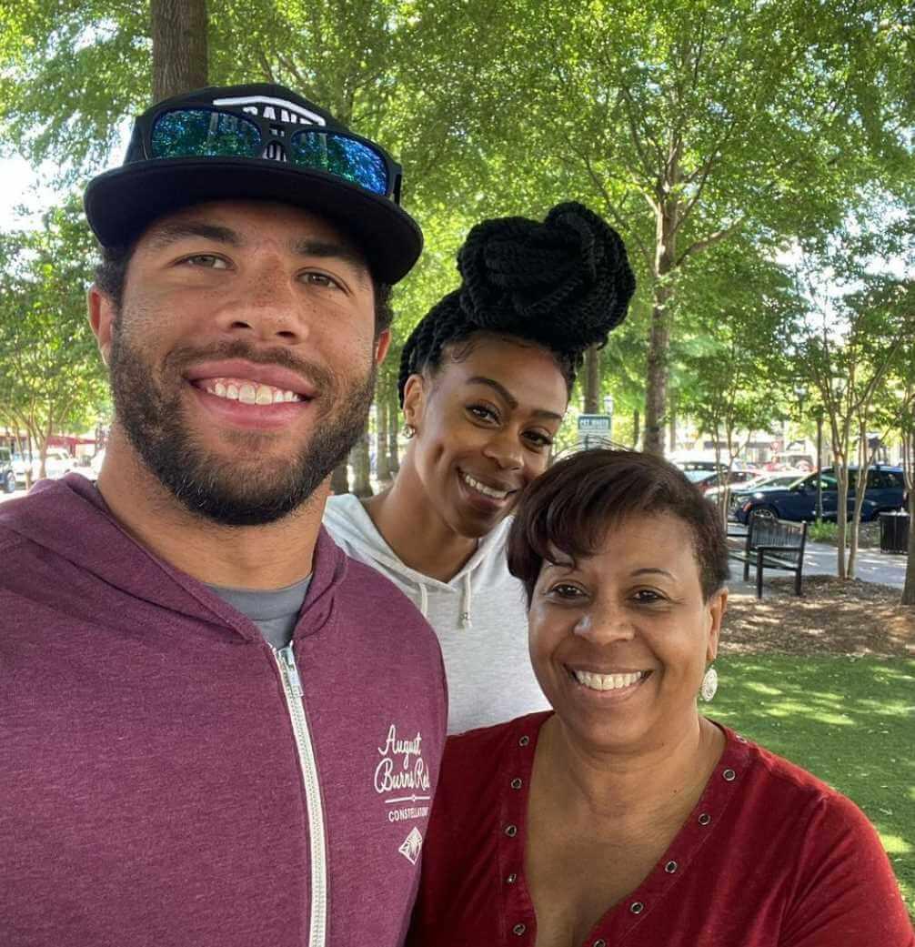 Bubba Wallace Family Photo