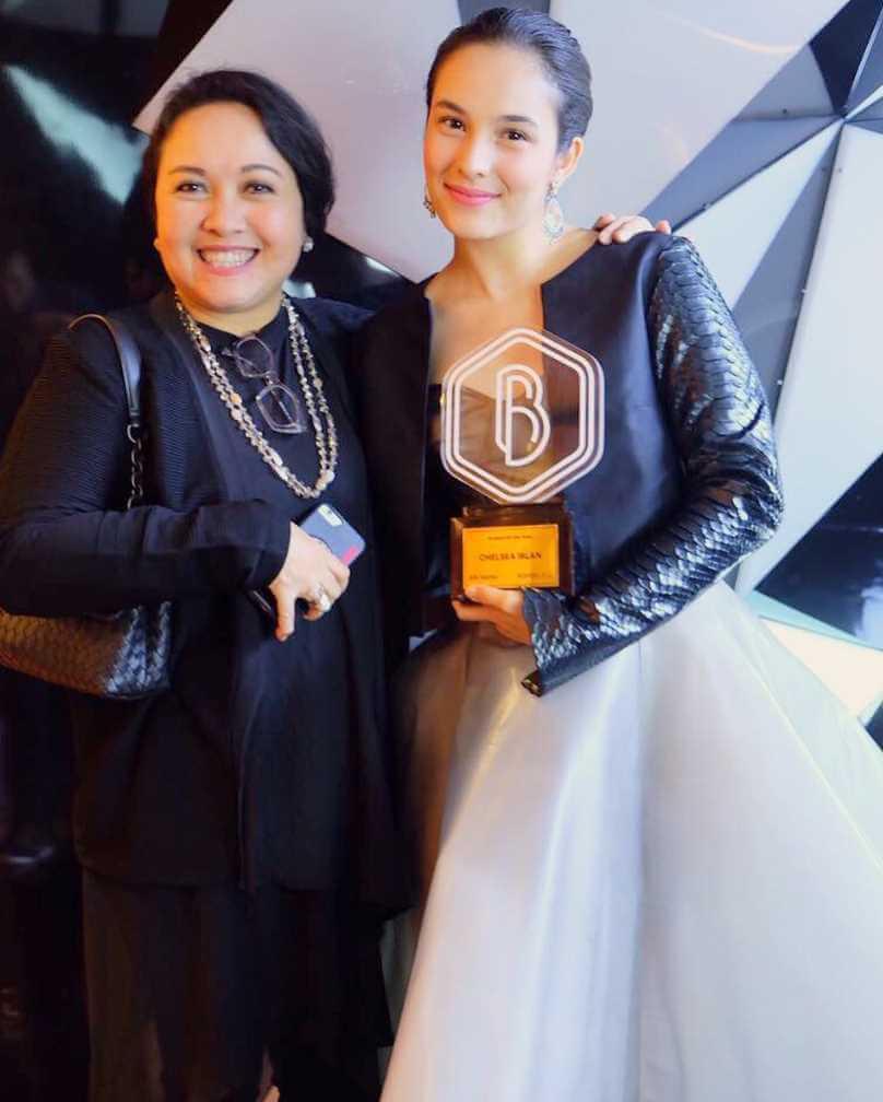 Chelsea Islan Award Image