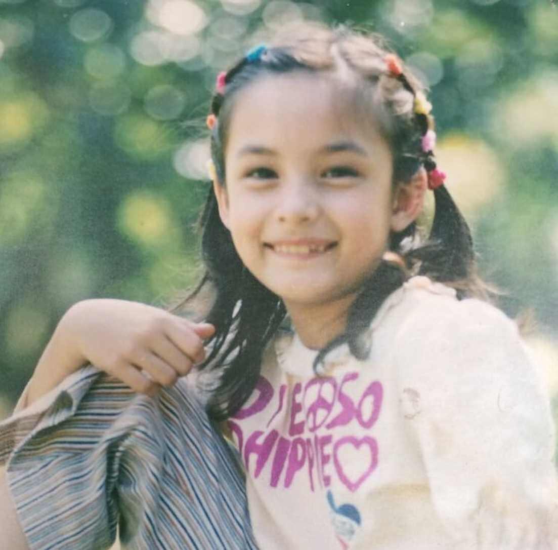 Chelsea Islan Childhood Picture