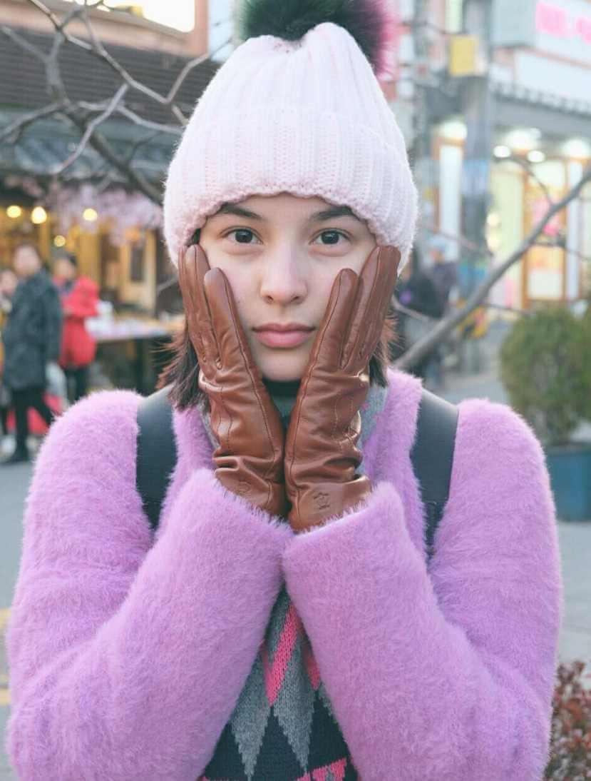 Chelsea Islan With Winter Photo