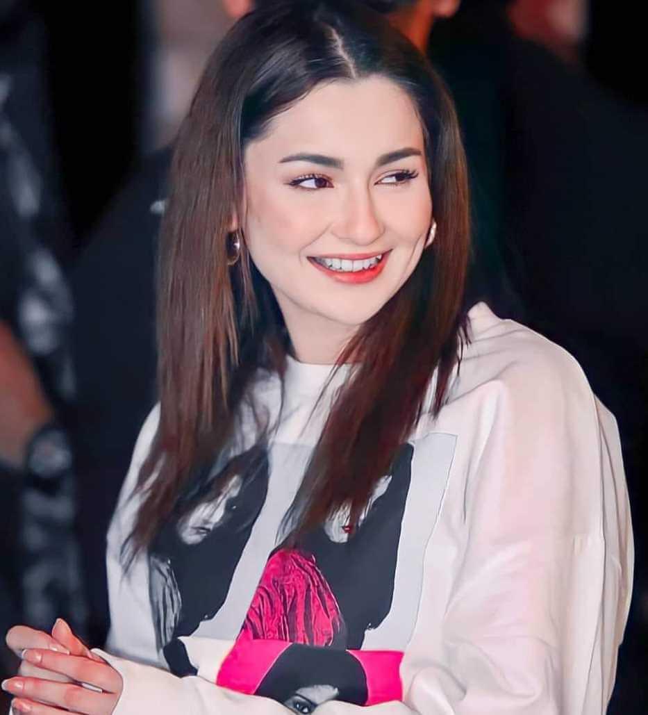 Hania Aamir HD Photo