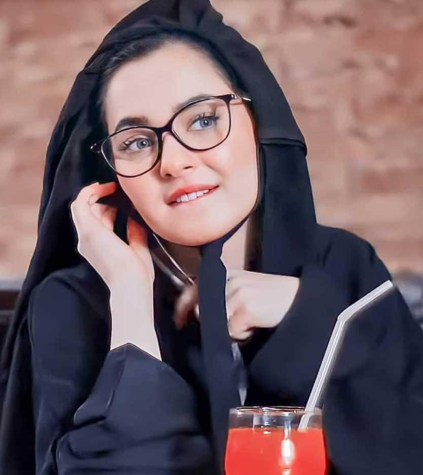 Hania Aamir Hijab Photo