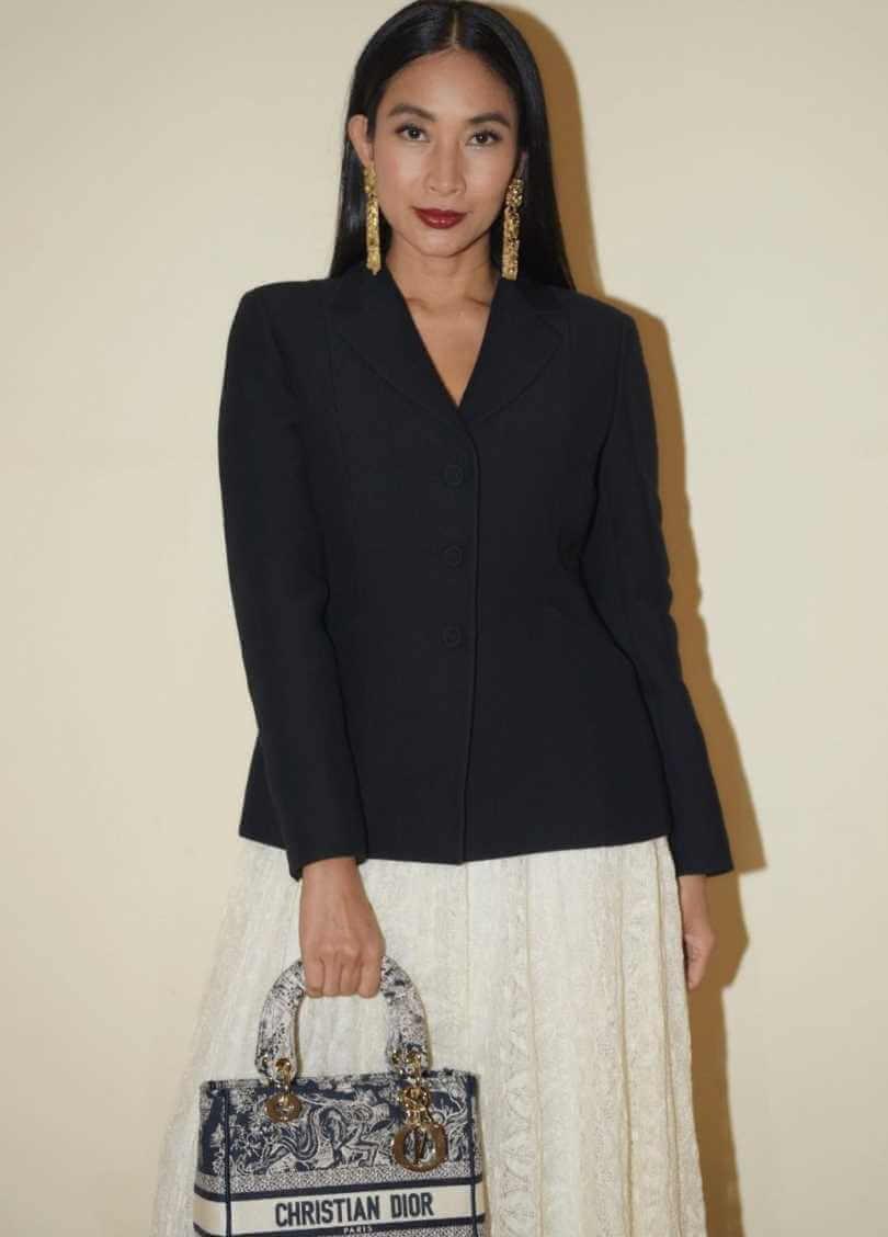 Happy Salma Modeling Image