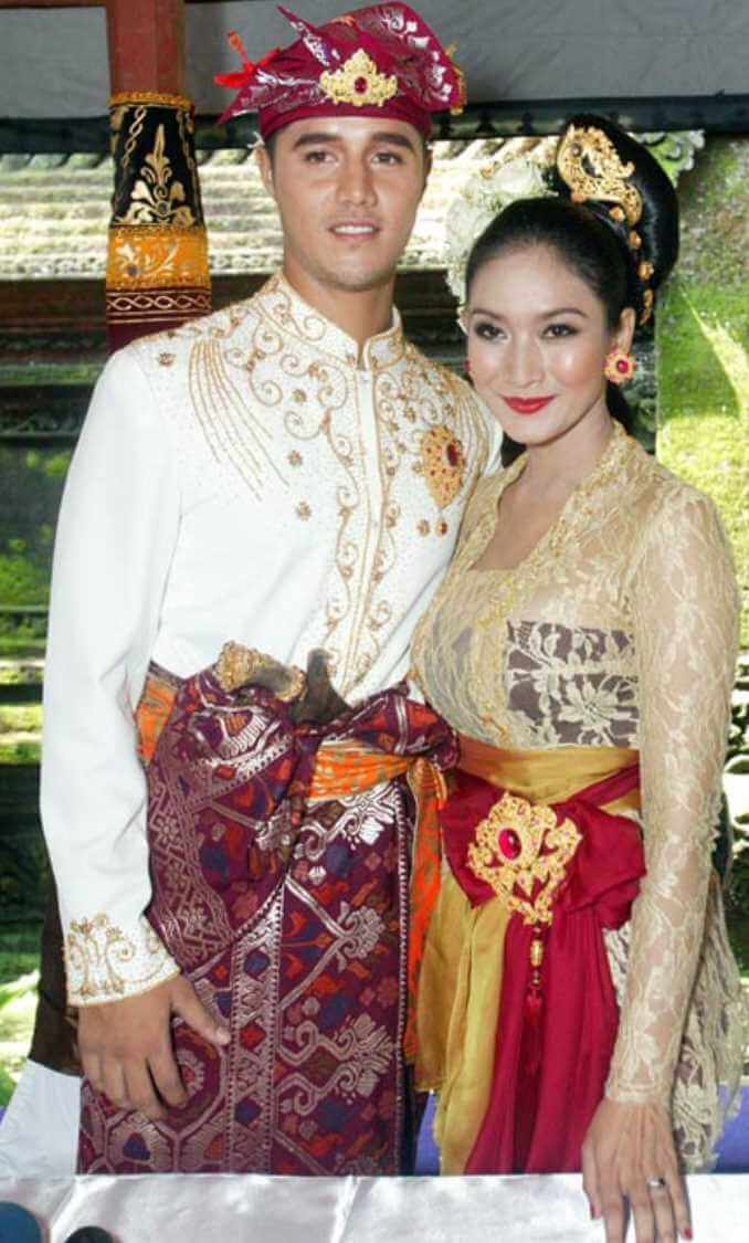 Happy Salma Wedding Photo