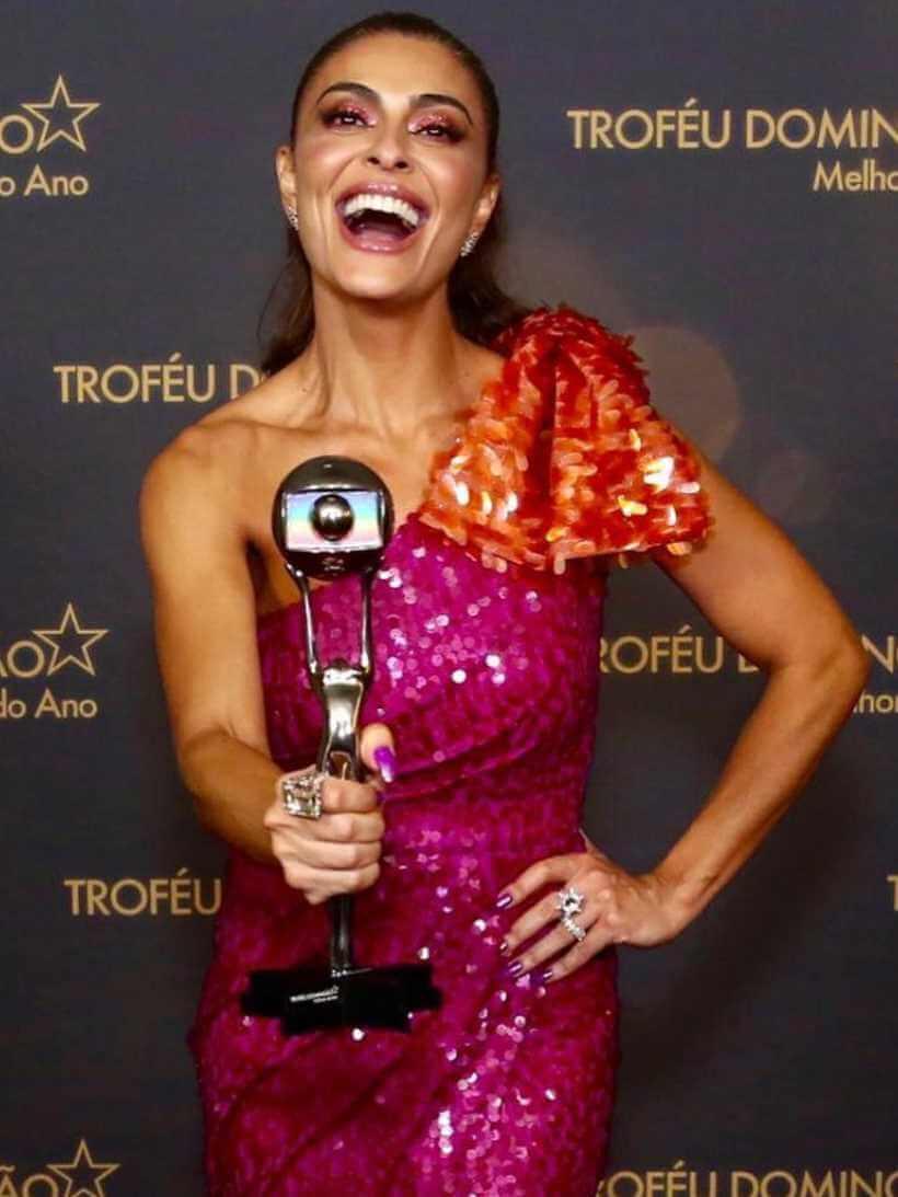 Juliana Paes Awards Photo