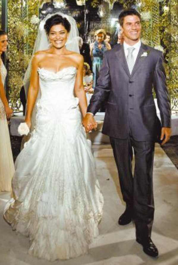 Juliana Paes Wedding Photo