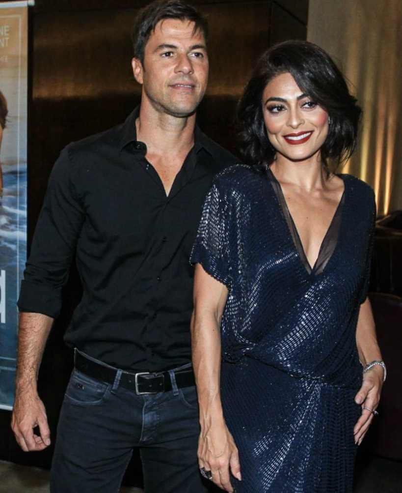 Juliana Paes with her Husband Photo