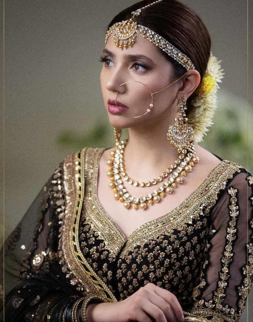 Mahira Khan HD Wedding Photo