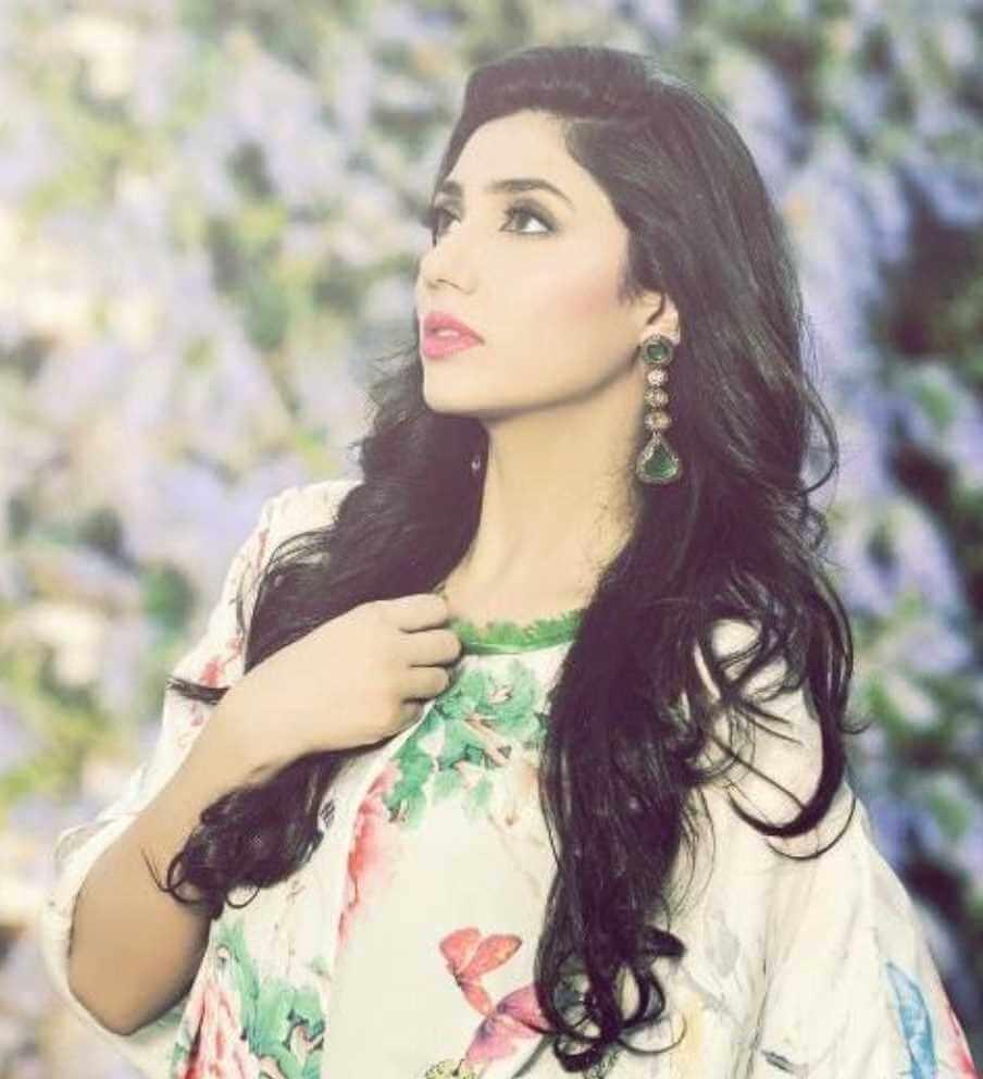 Mahira Khan Salwar Kameez Old Photo