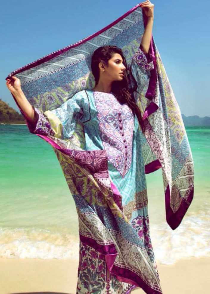 Mahira Khan Salwar Kameez Photo 11