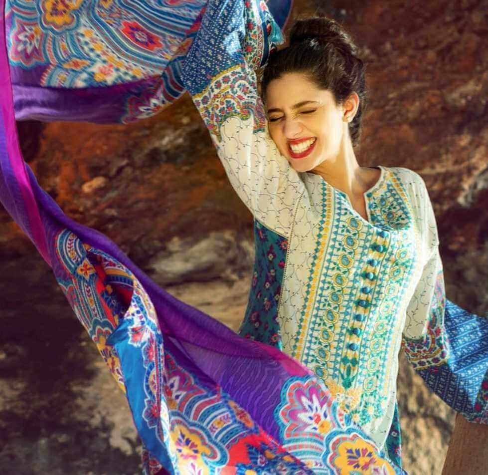 Mahira Khan Salwar Kameez Photo 13