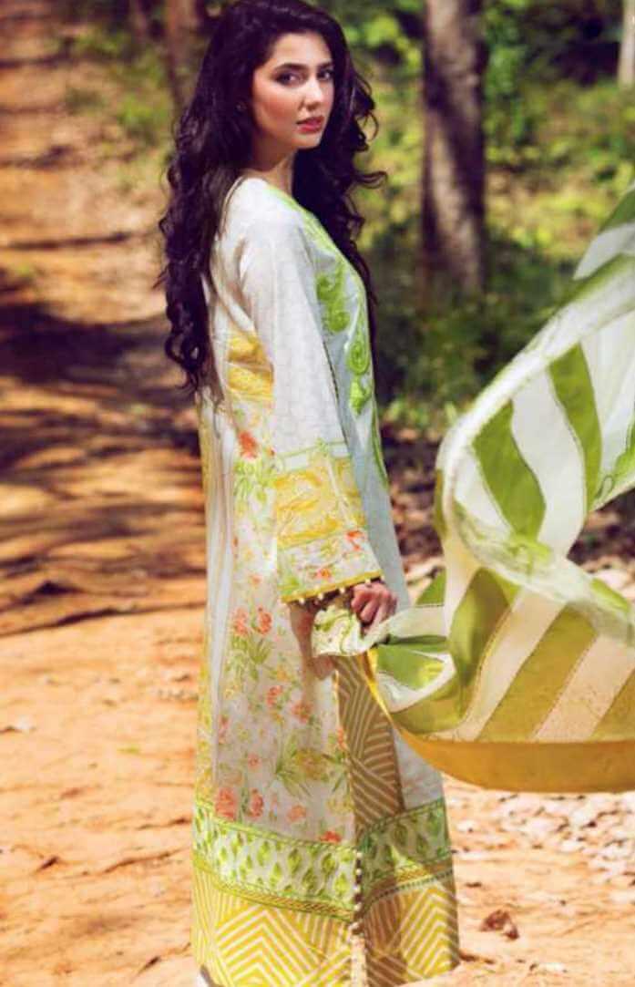 Mahira Khan Salwar Kameez Photo 2