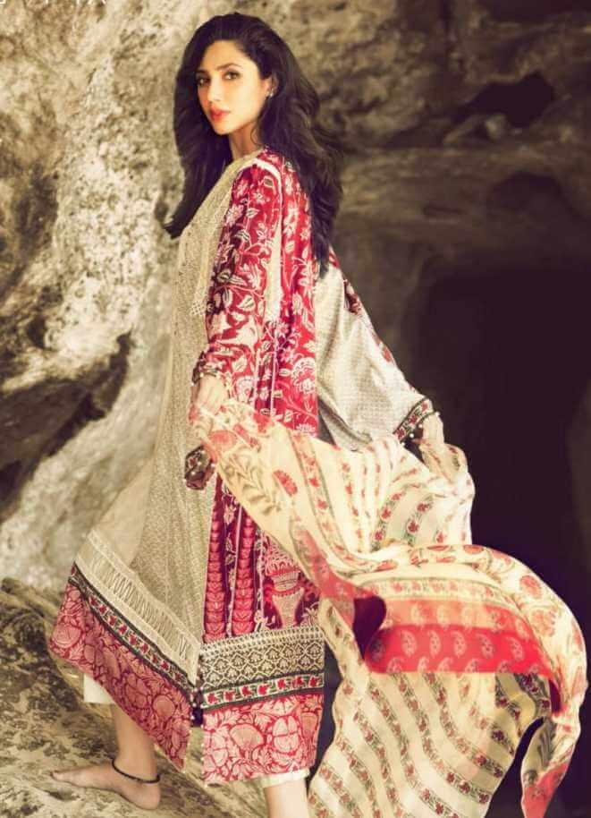 Mahira Khan Salwar Kameez Photo 4