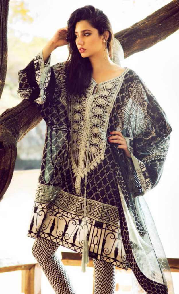 Mahira Khan Salwar Kameez Photo 7