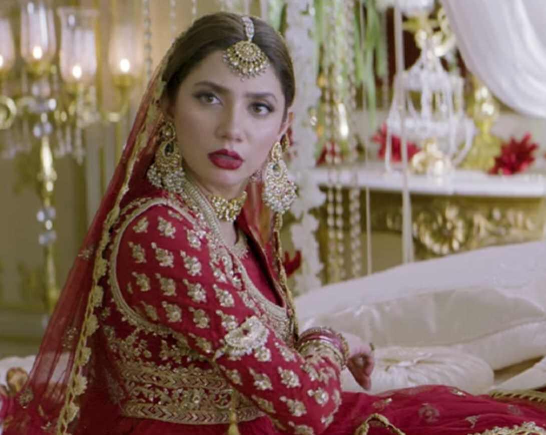 Mahira Khan Wedding Images