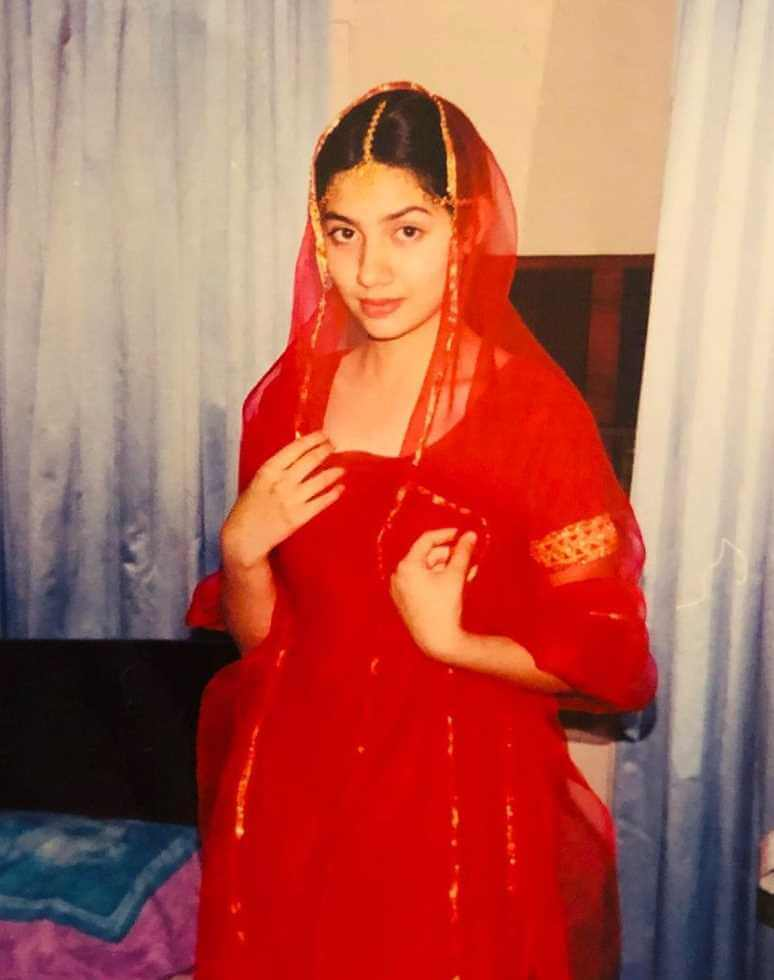 Mahira Khan Wedding Old Image