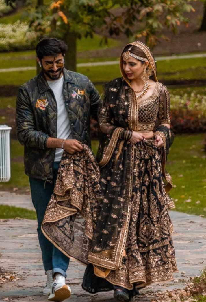 Mahira Khan Wedding Photo 3