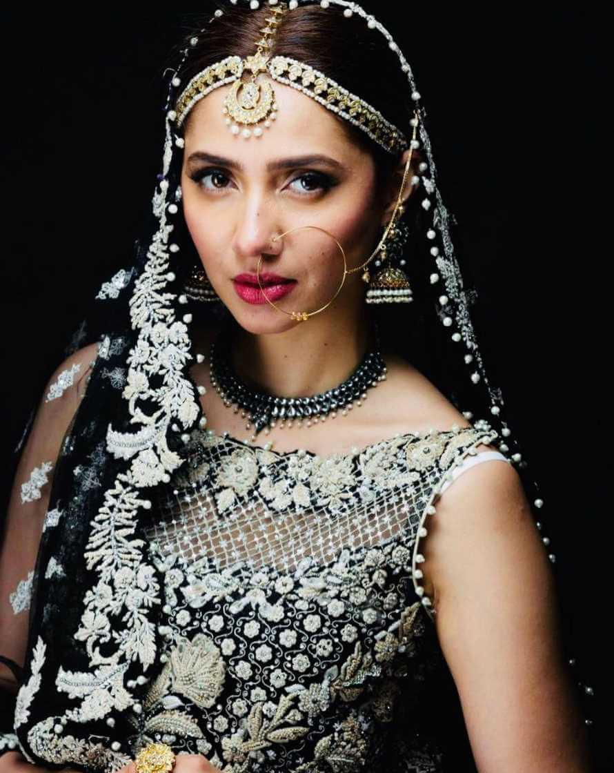 Mahira Khan Wedding Picture 2