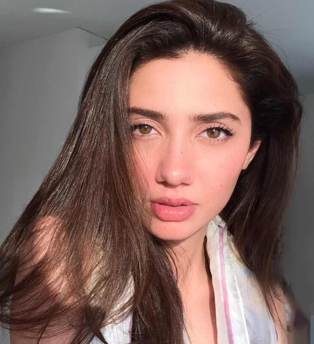 Mahira Khan latest Selfie