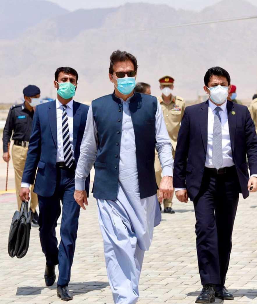 Pakistani PM Imran Khan Pic
