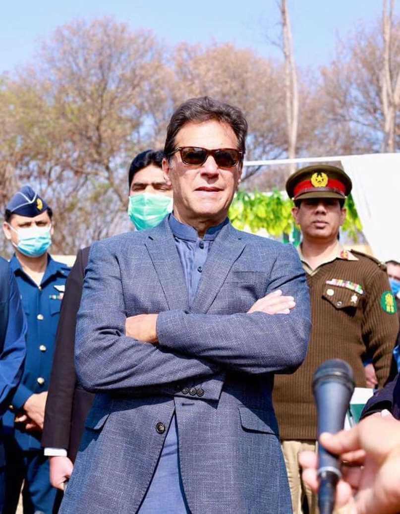 Pakistani Prime Minister Imran Khan Photo