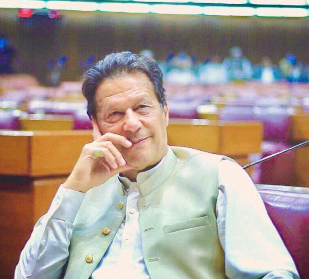 Pakistani Prime Minister Imran Khan Picture