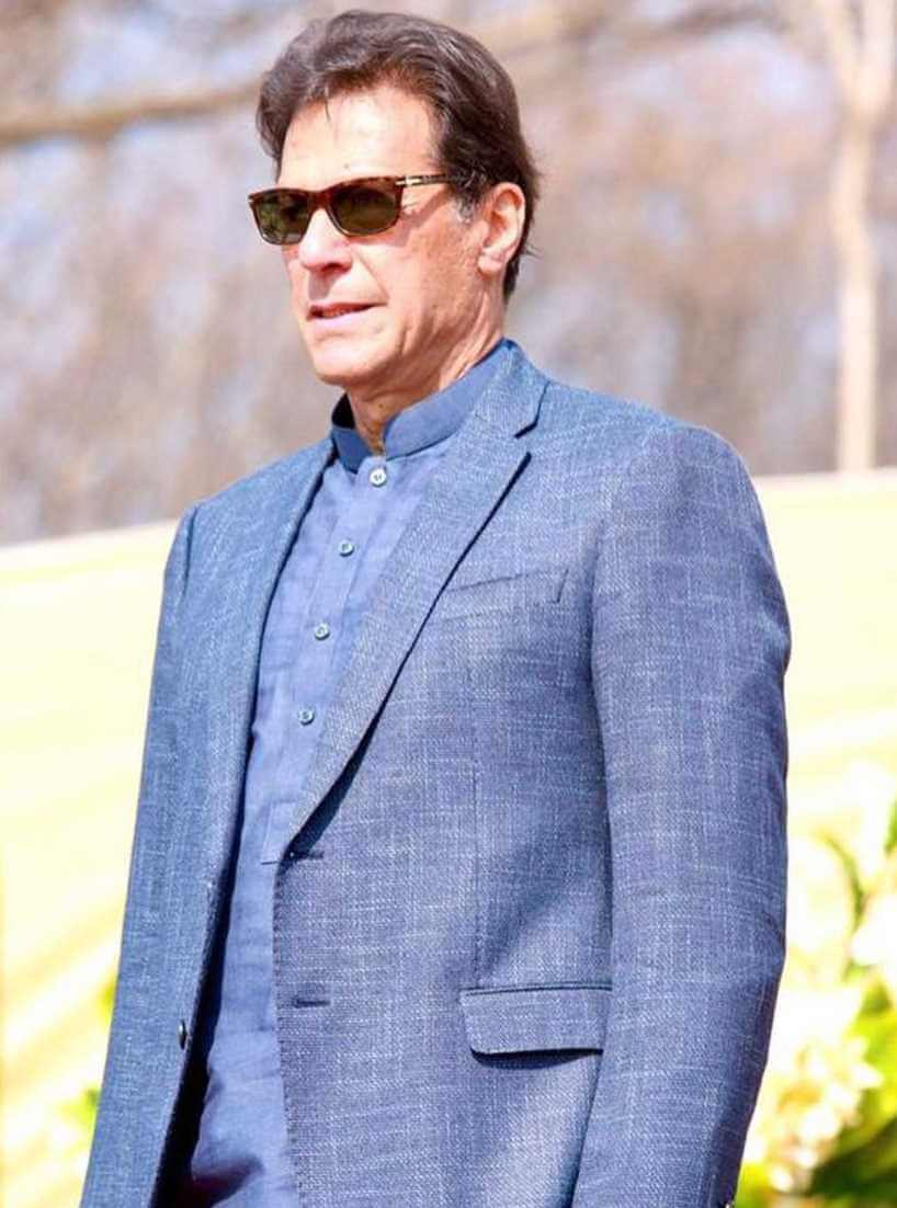 Prime Minister Imran Khan Picture