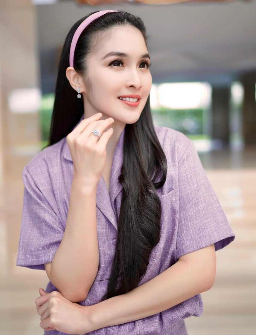 Sandra Dewi New Picture
