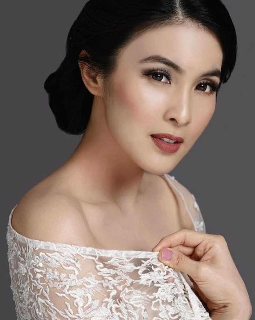 Sandra Dewi New Selfie