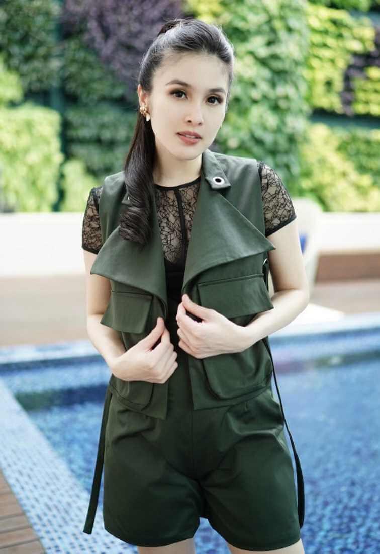 Sandra Dewi Photo 4