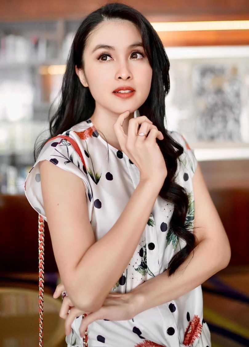 Sandra Dewi Pic