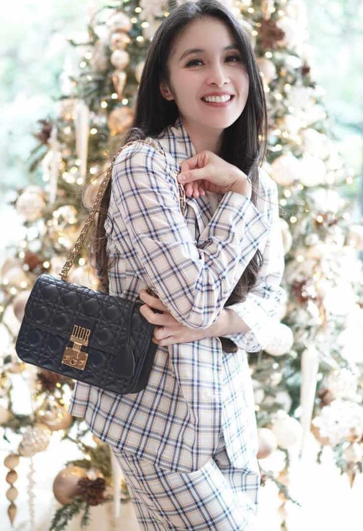 Sandra Dewi Style Photo