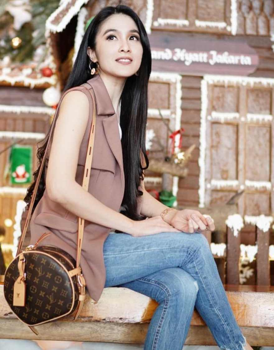 Sandra Dewi Style Pictures