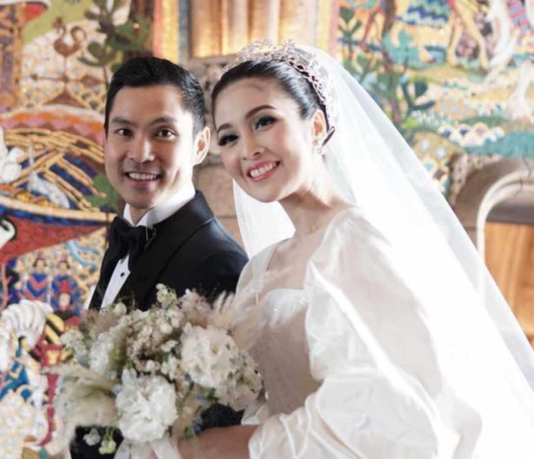 Sandra Dewi Wedding Photo