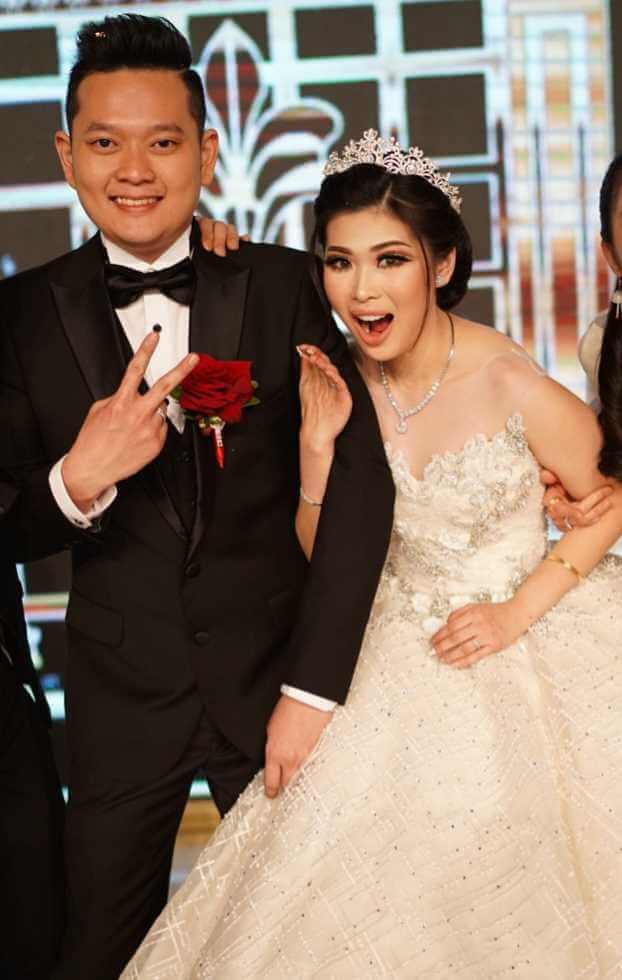Sandra Dewi Wedding Photos