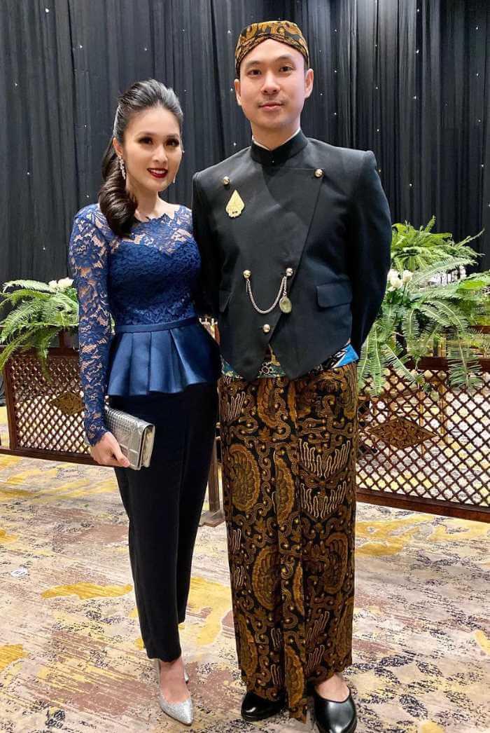 Sandra Dewi Wedding Picture