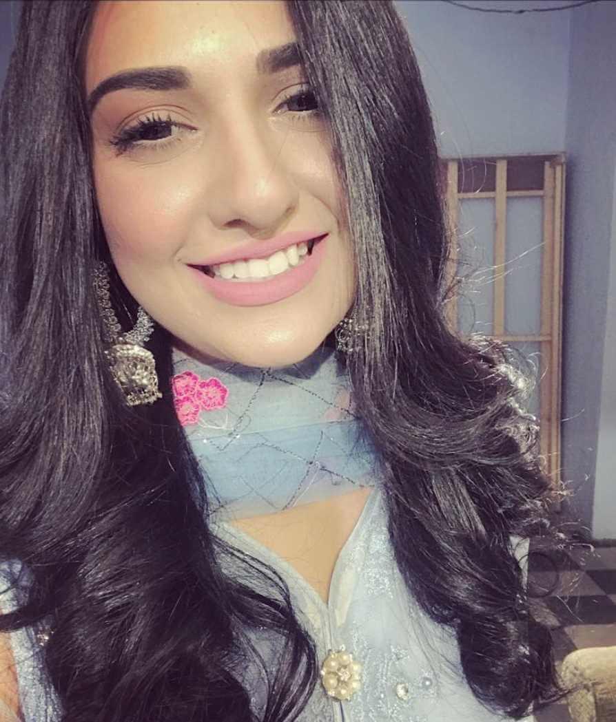 Sarah Khan New Selfie Pic