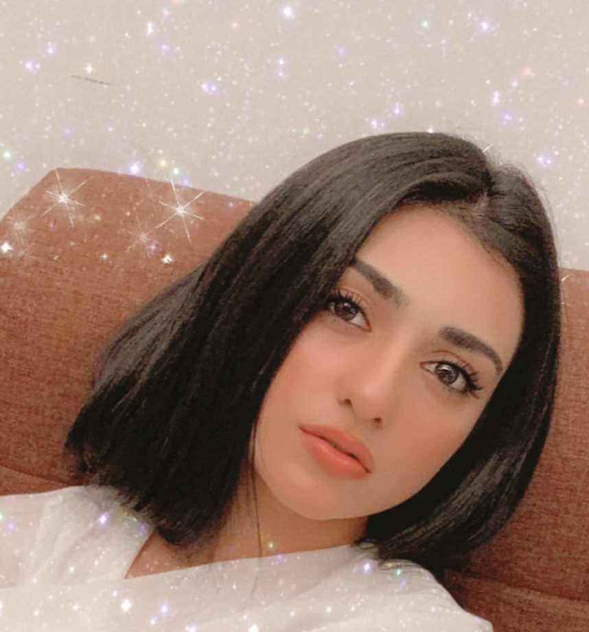 Sarah Khan Nice Selfie