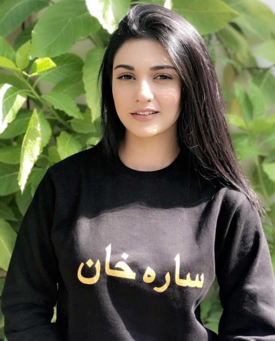 Sarah Khan Pics