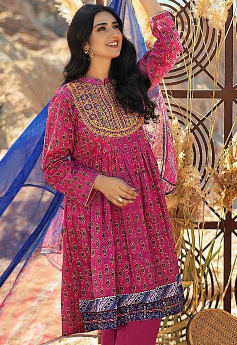 Sarah Khan Salwar Kameez Photo 5