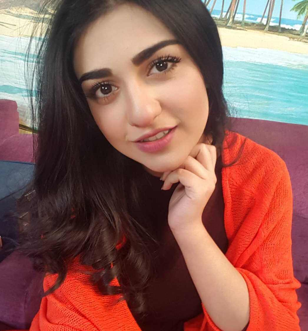 Sarah Khan Selfie Pic