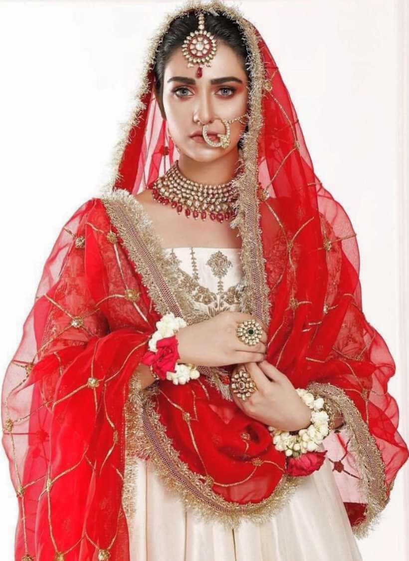 Sarah Khan Wedding Image