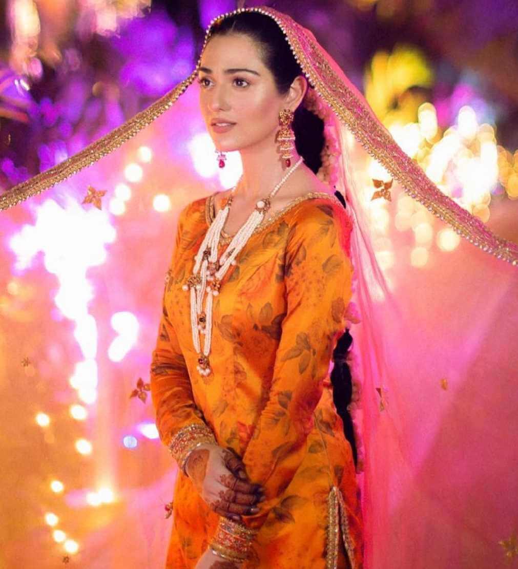 Sarah Khan Wedding Images