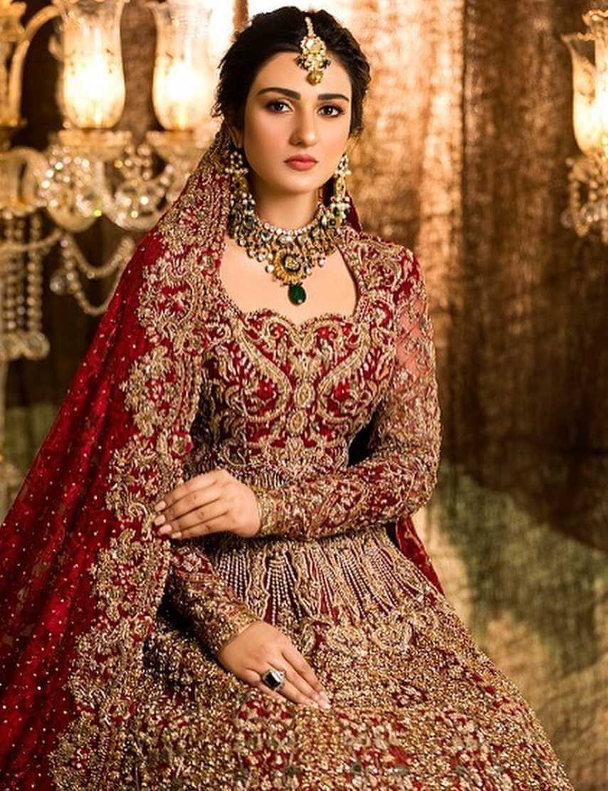 Sarah Khan Wedding Photo