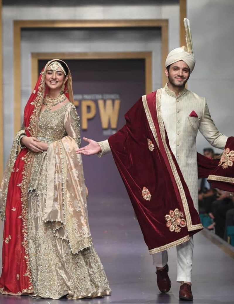 Sarah Khan Wedding Photo 12