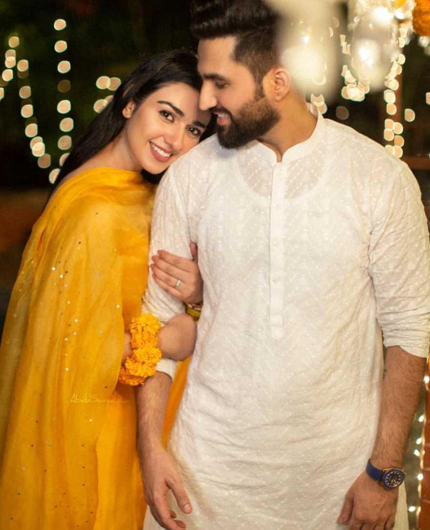 Sarah Khan Wedding Photo 14