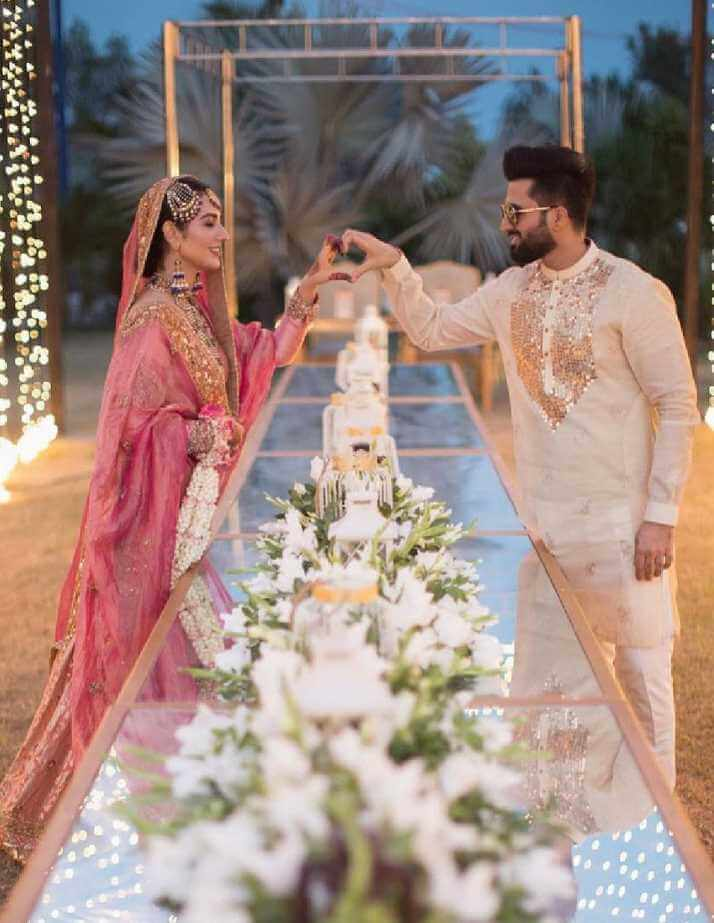 Sarah Khan Wedding Photo 2