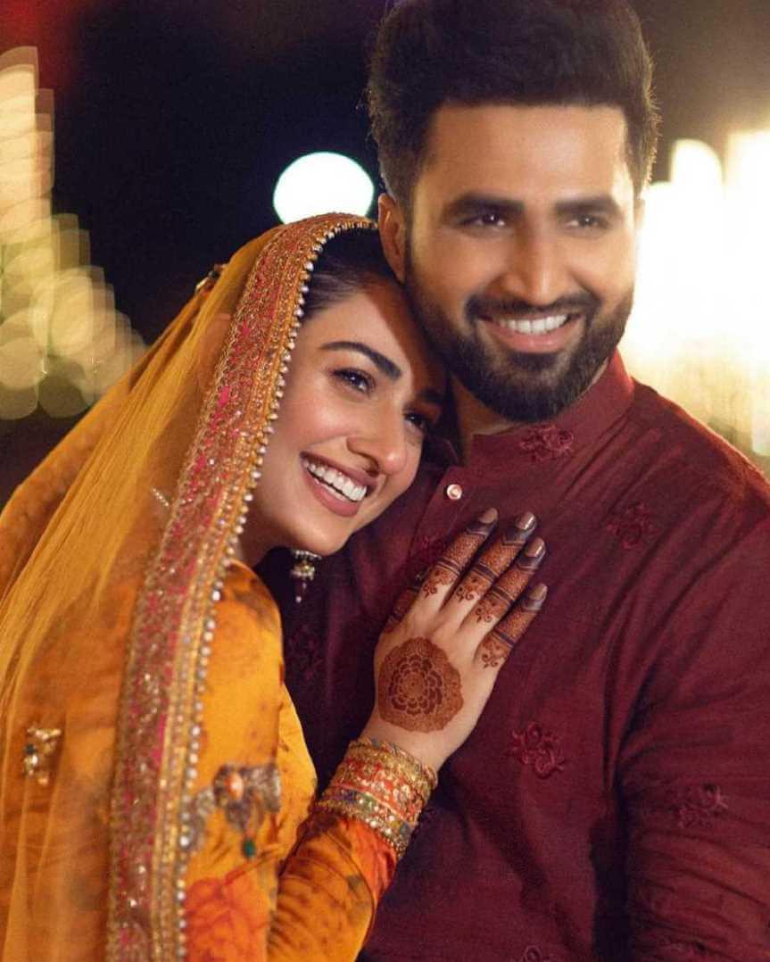 Sarah Khan Wedding Photo 3