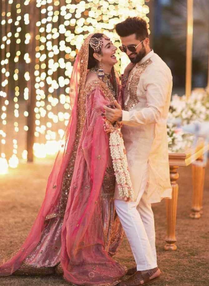 Sarah Khan Wedding Photo 4